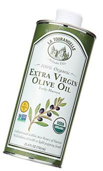 La Tourangelle Oil - Extra Virgin Olive - 25.4 oz, Green