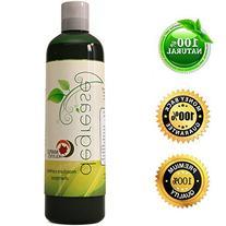 Shampoo for Oily Hair & Oily Scalp - Natural Dandruff