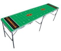Oklahoma State Cowboys 2x8 Tailgate Table by Wild Sports