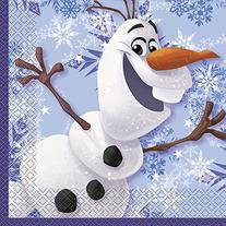 Disney Frozen Olaf Luncheon Napkins