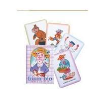 eeBoo Old Maid Playing Cards