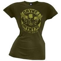 Lynyrd Skynyrd - Old School Rock Ladies T-Shirt - S
