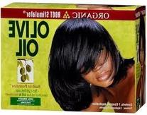 Organic Root Stimulator Olive Oil Relaxer Extra Strength 1.