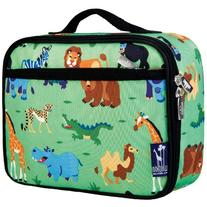 Olive Kids Wild Animals Lunch Box