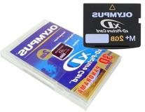 OLYMPUS 2GB XD Picture card Type M+ Retail Package