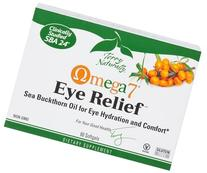 Terry Naturally Omega7 Dry Eye Relief - 60 Softgels