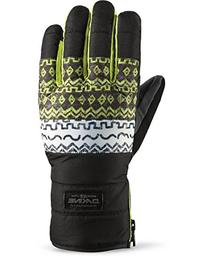 Dakine Men's Omega Gloves, Rasta, Large