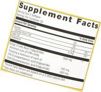 Metagenics OmegaGenics Algae EPA-DHA 300 Dietary Supplement