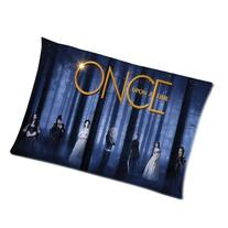 Once Upon A Time Home Decorative Pillow Covers 20X30 Inch 2