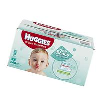 Huggies One & Done Refreshing Baby Wipes Refill, Cucumber