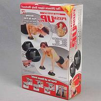 One Set of 2 Rotating Push up Grips, Push up Pro As Seen on