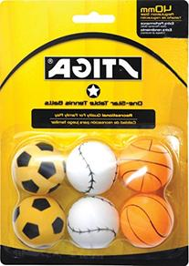 Stiga One-Star Sport Table Tennis Balls