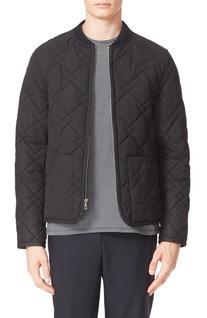 Men's A.p.c. Ontario Blouson Quilted Jacket, Size Medium -