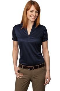 Port Authority Women's Open Placket Stylish Sport Shirt.