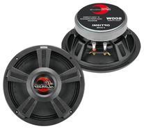 "Lanzar Upgraded 8"" High Performance Mid Bass - Powerful"