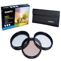 Polaroid Optics 72mm 3 Piece Special Effect Camera/Camcorder