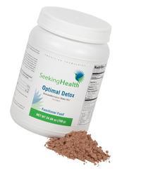 Optimal Detox Functional Food Powder - Chocolate 700 grams