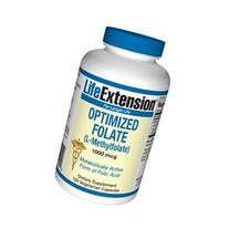 Life Extension Optimized Folate , 1000 Mcg, Vegetarian