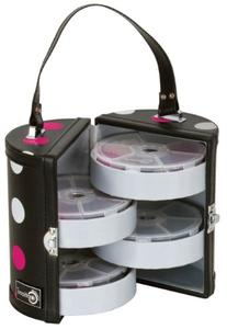 Creative Options 700-703 4-Tray Bead and Embellishment Tower