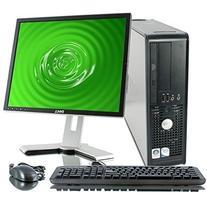 Dell Optiplex Desktop Computer, Intel C2D 2.66Ghz, 2GB,