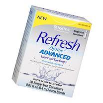 Refresh Optive Advanced Lubricant Eye Drops, 0.01 fl. oz