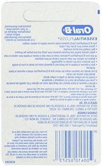 Oral-B Essential Floss Mint Waxed 54 Yd