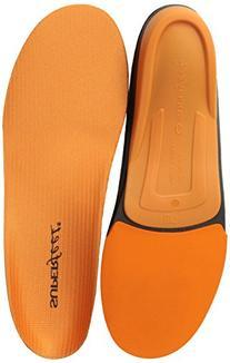 Superfeet Men's Orange Premium Insoles,Orange,G: 13.5 - 15