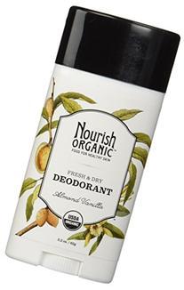 Nourish - Organic Deodorant, 2.2 oz. - Almond Vanilla