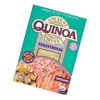 QUINOA Organic Ancient Harvest Quinoa 12 OZ