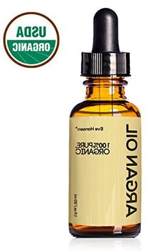 USDA Certified Organic Argan Oil - Natural Moroccan Oil for