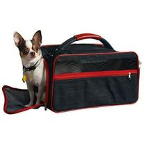 Bark-n-Bag Organic Denim Classic Carrier Collection Pet