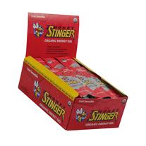 Honey Stinger Organic Energy Gels - 24-Pack Fruit Smoothie,