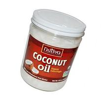 Organic Extra-Virgin Coconut Oil  Nutiva 15 oz Oil