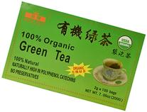 Royal King 100% Natural Organic Green Tea
