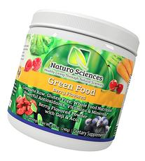 Naturo Sciences Natural Greens - Complete Raw Whole Green