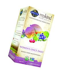 Garden of Life Organic Multivitamin Supplement for Women -