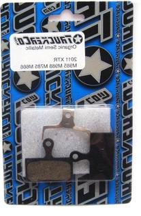 Organic Semi-Metallic brake pads Shimano 2011-2015 XTR, XT,