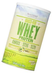 Reserveage - Grass Fed Whey Protein, Minimally Processed