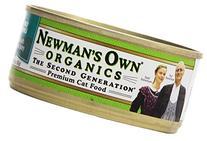 Newman's Own Organics Adult Turkey Formula Canned Cat Food