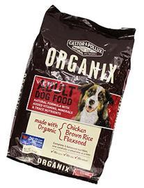 Organix Chicken & Brown Rice Recipe Dry Dog Food, 25-Pound