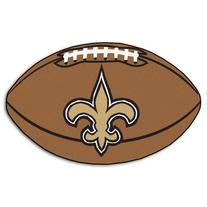 New Orleans Saints Football Mat