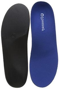 Powerstep Full Length Orthotic Shoe Insoles Original, Blue/
