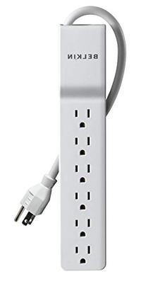 Belkin BE106000 6-Outlet Commercial Power Strip Surge