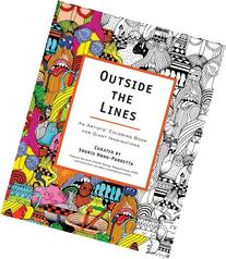 Outside the Lines: An Artists' Coloring Book for Giant
