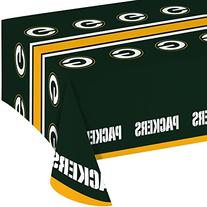 Creative Converting Officially Licensed NFL Plastic Table