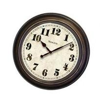 Oversized Classic 24 Clock