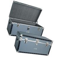 Seward Trunk 5330-31 31 inch Oversized Locker - Silver