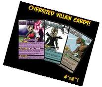 Oversized Villain Cards  SW