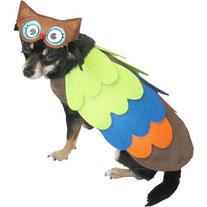 Owl Costume for Pet Size Medium 14-15
