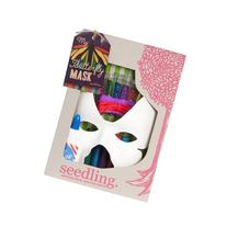 Design Your Own Butterfly Mask Kit